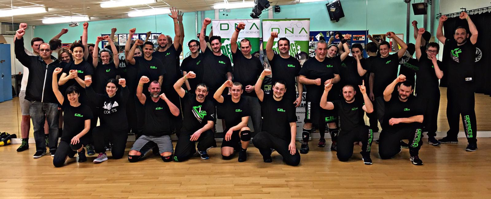 Defence Lab Swindon, Martial Arts and fitness
